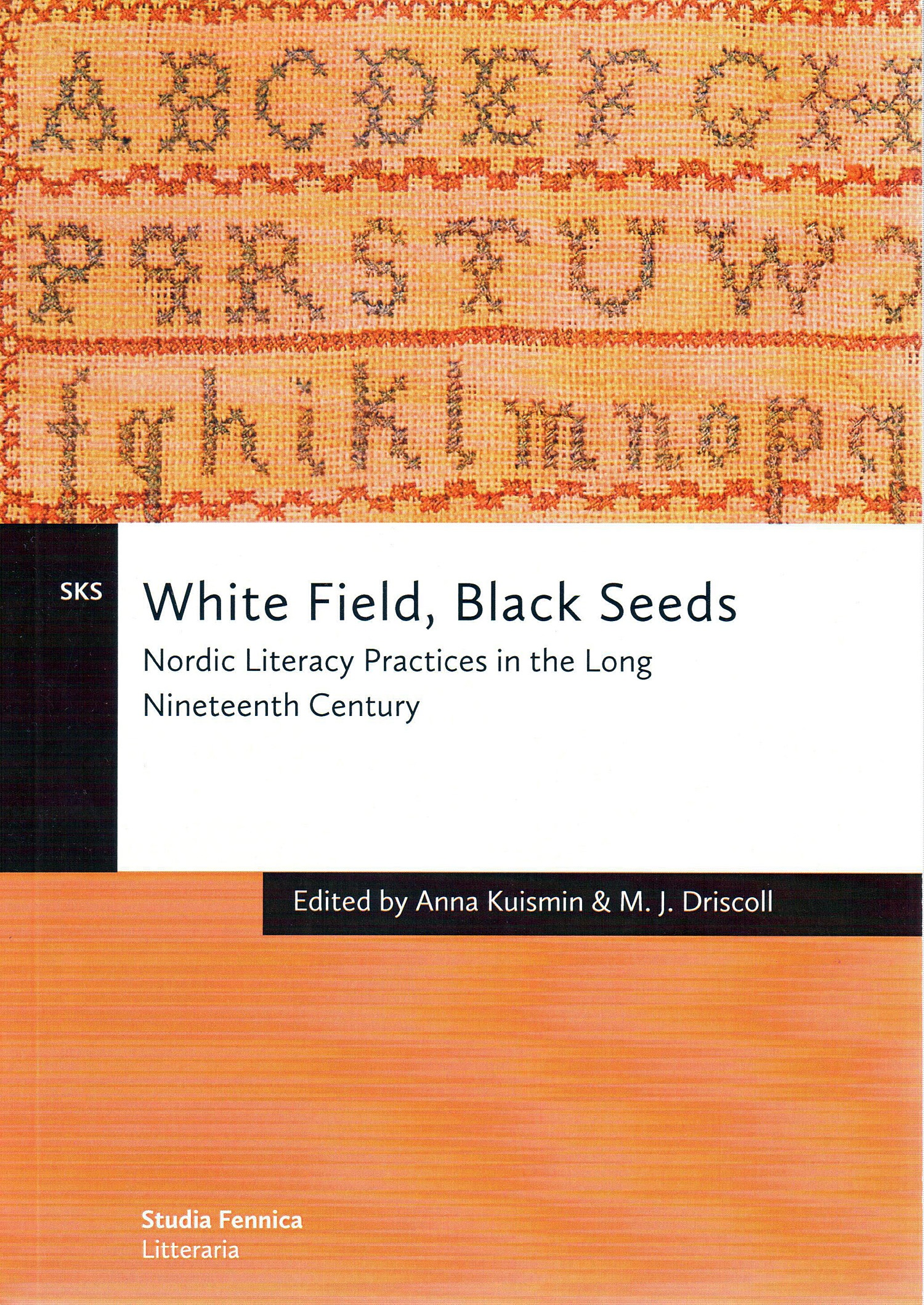 White field, black seeds (Helsinki, Finnish Literature Society: , 2013)